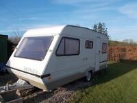 Monza series 2 - 4 Berth Caravan - Ideal starter caravan.