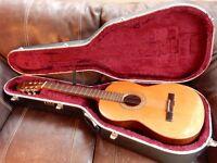 Acoustic Guitar - Manuel Rodriguez e Hijos model caballero 10 0200
