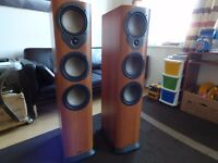 Mission M35 Floorstanders + AMP, CD CHANGER, TAPE PLAYER, TUNER