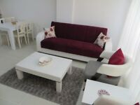 Stella City New 1 or 2 Bedroom fully s/c apartments close to Calis Sunday bazaar, Fethiye, TURKEY