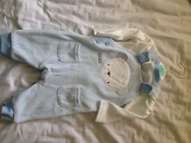 Boy fleeces 0-3 first size new with tags