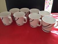 Melamine mugs