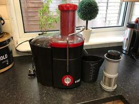 Russel Hobbs juicer cost £90 new used once