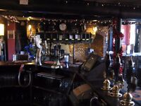Bar Supvsr/Manager, £16000-18,000 DOE full time w/ Live in available, White Hart Sherfield on Loddon