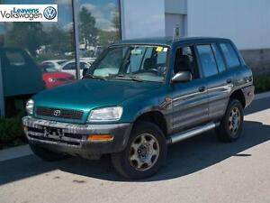 1997 Toyota RAV4 4-Door 4WD London Ontario image 1