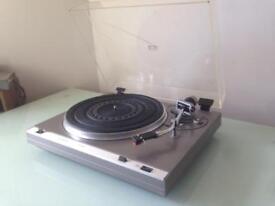 Hitachi HT-324 Vintage Hifi Turntable Record Player