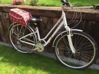 Giant Cypress Ladies bicycle.