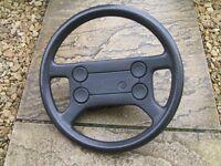 Mk2 golf gti early type steering wheel