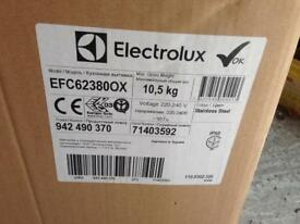 Brand new Electrolux Stainless Steel Extractor Hood