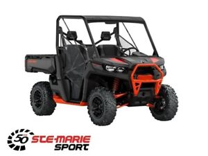 2019 Can-Am Defender XT-P HD10