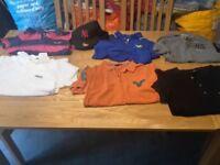 Boys Bundle - Nike , Voi , Superdry etc