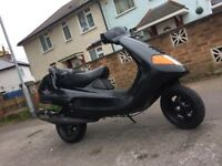 Piaggio hexagon 172 gilera runner 180 179 FAST BIKE reg as 125