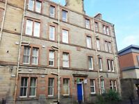 1 bedroom fully furnished top floor flat to rent on Watson Crescent, Polwarth, Edinburgh