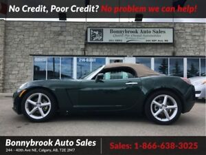 2007 Saturn SKY Base CONVERTIBLE LEATHER