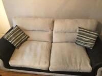 3seater sofa and a 2 seater sofa