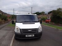 ford transit 57 plate for sale.good condition,lovely drive,rear parking sensor