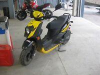 2014 Yamaha BWS 50 scooter