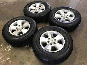 "17"" Toyota Tacoma Stock Wheels and Winter Tires 265/70R17 (TOYOTA TACOMA) Calgary Alberta Preview"
