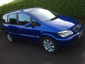 Vauxhall Zafira Breeze 1.6 2005