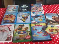 Selection Kids DVD's