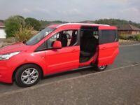 Ford Tourneo Titanium ##Still in warranty##