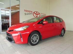 2016 Toyota Prius v * AIR * GR. ÉLEC * COMME NEUVE *