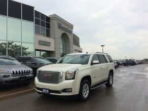 2015 GMC Yukon SLT 4x4, Bluetooth, Leather, Rear Air