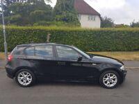 BMW 1 Series 2.0 118d SE 5dr,2009 plate