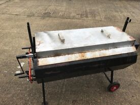 cheap hog roast machine