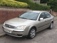 FORD MONDEO 1.8 TDCI LX 2005 12 MONTHS MOT LOW MILES