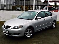 2005 MAZDA 3 - 1.6 / 4DR SALOON / 12 MONTHS MOT / DRIVES PERFECT / MANUAL