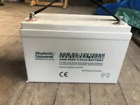 Solar Battery Storage Deep cycle Battery