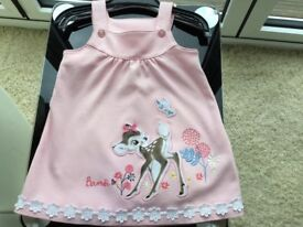 Two 6-9 month dresses