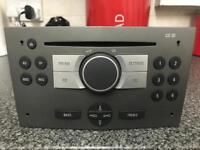 VAUXHALL CD 30 CD PLAYER IN GOOD WORKING CONDITION (NO CODE)