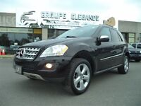 2009 Mercedes-Benz M-Class ML320 BLUETEC-AWD-CUIR-TOIT