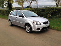 2010 Kia 1 Rio 1.5 Crdi Diesel*Full Service History*Full Mot*One Owner* £30 Road Tax*Good Condition*