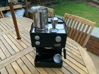 Gaggia Cubika Plus coffee espresso machine