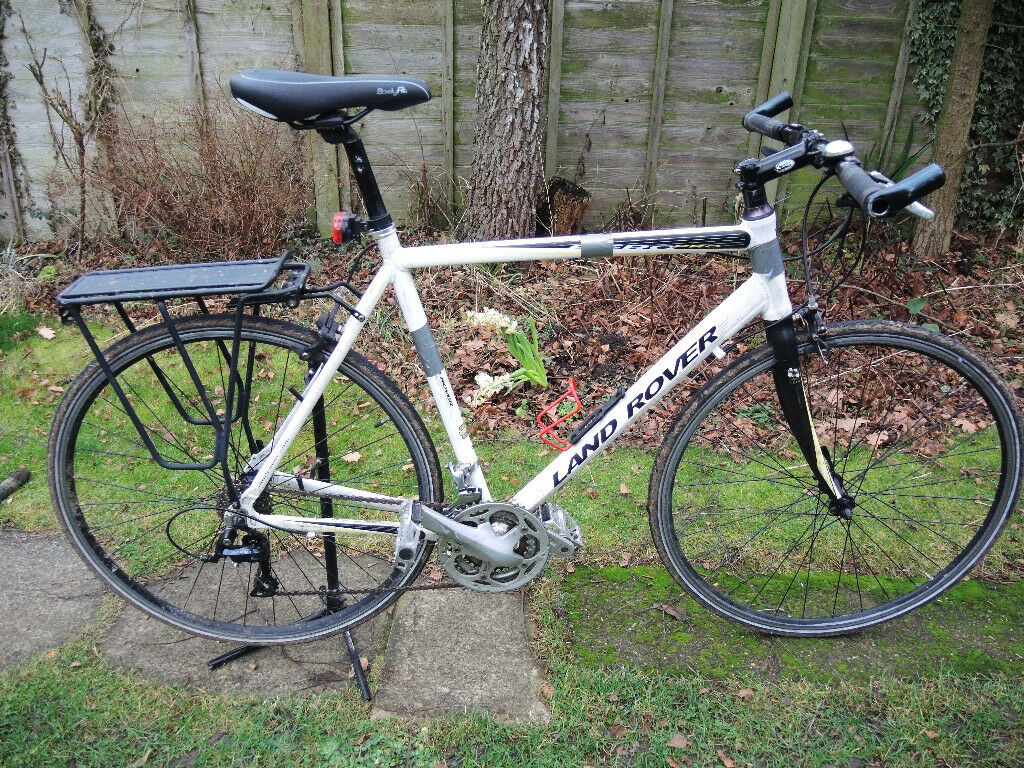 LandRover flat bar road bike