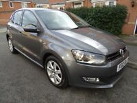 2012 VOLKSWAGEN POLO 1.4 MATCH FULL HISTORY CAMBELT JUST DONE 1 LADY OWNER LOOK