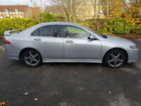 Honda Accord 2.4 Type S - 2003 - Satin Silver - Spares OR Repairs