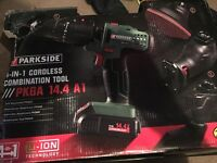 4 in 1 cordless drill brand new