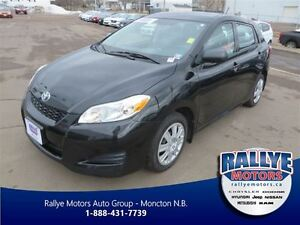 2011 Toyota Matrix ONLY 80 KM! Trade-In! Save!