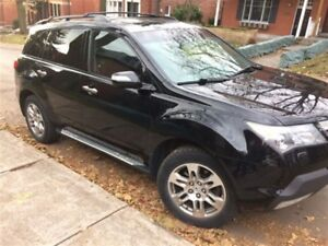 2009 Acura MDX Tech 5sp at Comes with Tech package,DVD system in