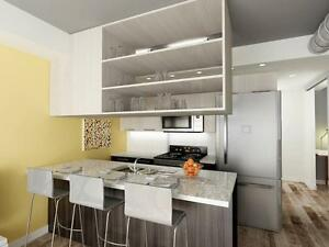 Spacious 1 Bedroom Brand New Condo