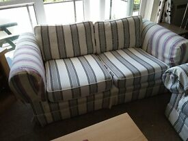 2x 2 seater sofas ,, can sell separetley