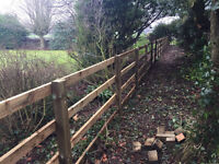 Fencing Services / Labour £12.50 per hour