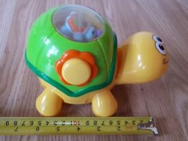 Turtle toy for baby