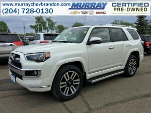2015 Toyota 4Runner Limited 4WD 7 Passenger Option *Heat/Cool Se