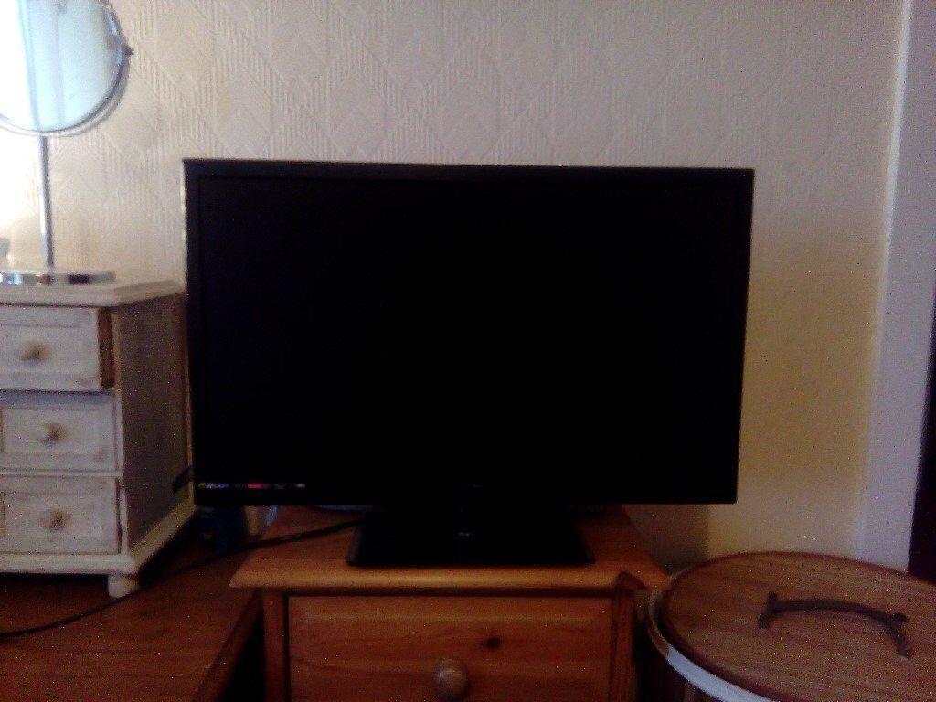 "Technika 21.5"" Flatscreen TV"