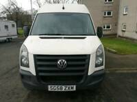 CRAFTER LWB LONG MOT 4 NEW TYRES SERVICE HISTORY